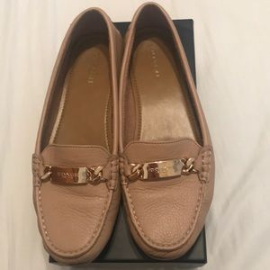 Coach Olive Loafer Flats - Size 7.5M
